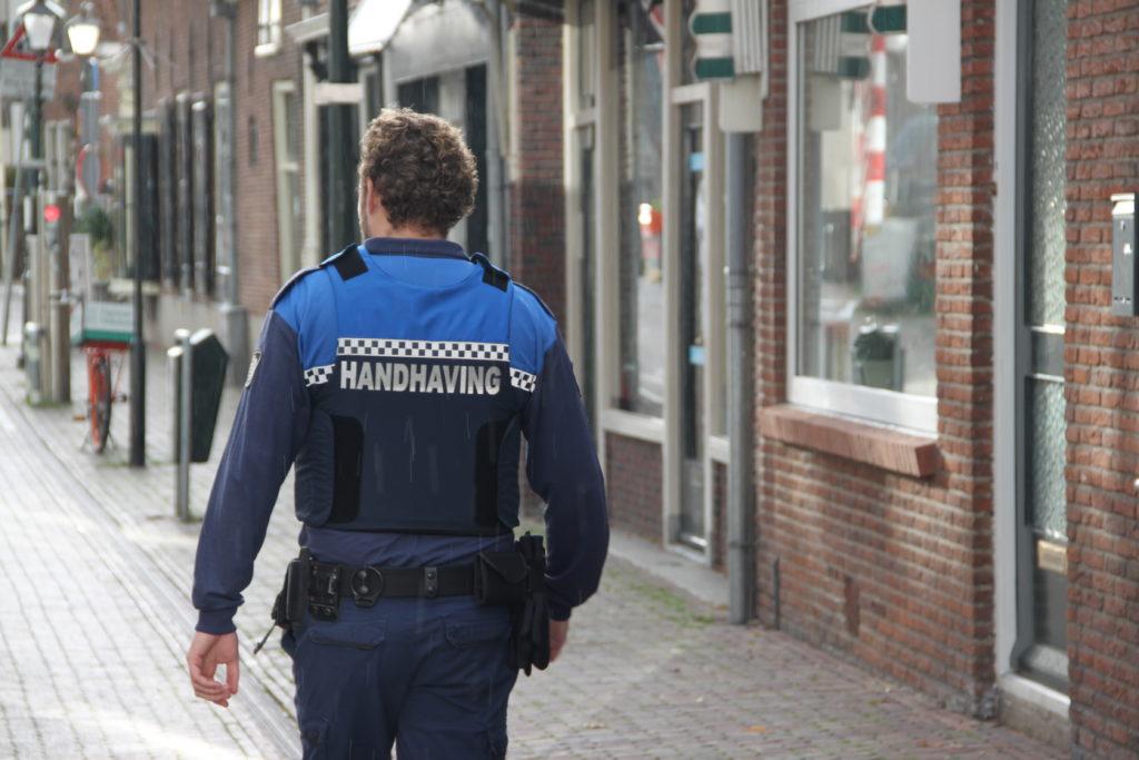 handhaving handhaver nederland