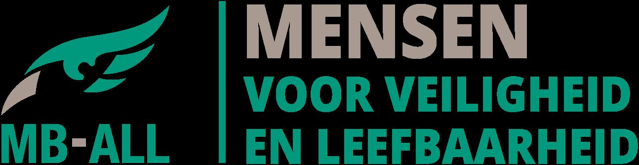MB-ALL Logo Mensen voor veiligheid en leefbaarheid