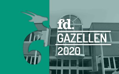 Nominatie FD Gazellen Award 2020